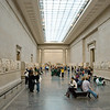 """The Parthenon Gallery at the British Museum <br> <a href=""""https://www.britishmuseum.org/explore/galleries/ancient_greece_and_rome/room_18_greece_parthenon_scu.aspx"""" target=""""_blank"""">British Museum – Parthenon Gallery</a>   <a href=""""https://en.wikipedia.org/wiki/Elgin_Marbles"""" target=""""_blank"""">Elgin Marbles</a>"""