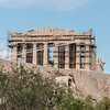 The Parthenon, west side