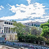 "The Stoa of Attalos housing the Ancient Agora Museum <br> <a href=""https://en.wikipedia.org/wiki/Stoa_of_Attalos"" target=""_blank"">Stoa of Attalos</a>          <a href=""http://odysseus.culture.gr/h/1/eh151.jsp?obj_id=3290"" target=""_blank"">Ancient Agora Museum</a>"