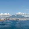 Vesuvius overlooking Naples