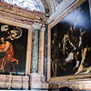 "<br>Caravaggio at the Church of San Luigi dei Francesi: <br><a href=""https://en.wikipedia.org/wiki/The_Inspiration_of_Saint_Matthew"" target=""_blank"">The Inspiration of St Matthew</a>        <a href=""https://en.wikipedia.org/wiki/The_Martyrdom_of_Saint_Matthew_(Caravaggio)"" target=""_blank"">The Martyrdom of St Matthew</a>"