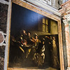 "<br>Caravaggio at the Church of San Luigi dei Francesi:     <a href=""https://en.wikipedia.org/wiki/The_Calling_of_St_Matthew_(Caravaggio)"" target=""_blank"">The Calling of St Matthew</a>"