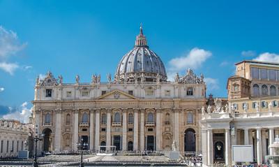 Rome - Vatican Piazza