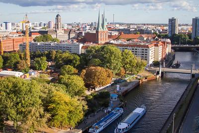 Overlooking Berlin 3
