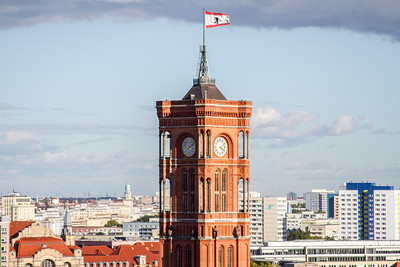 Berlin Clocktower