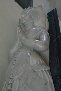 Anne de Bourgogne by Guillaume de Veluten