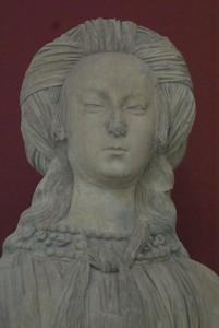 Saint Anne educating the Virgin by Jean Guillomet