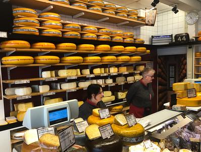 Cheese shop, Nijmegan