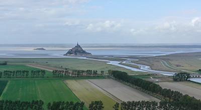 Mont Ste Michel monastary