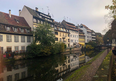 Canals of Strasbourg