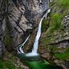 Slap, Triglav National Park