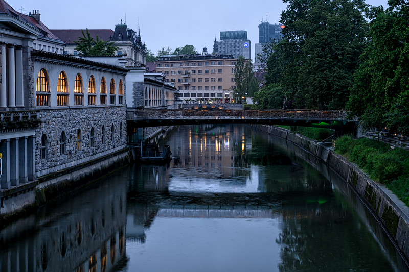 Ljubljana Morning