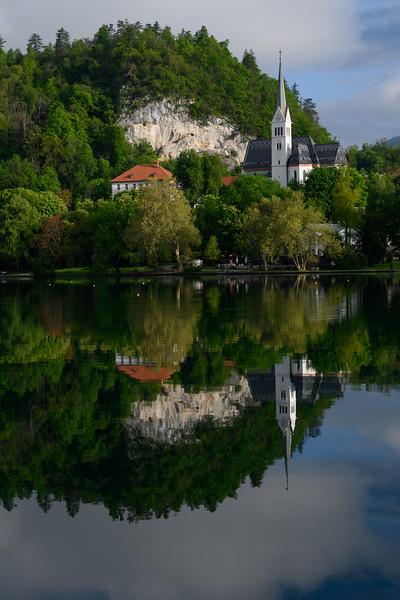 Bled Church
