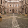 Courtyard of Sculptures, Rome
