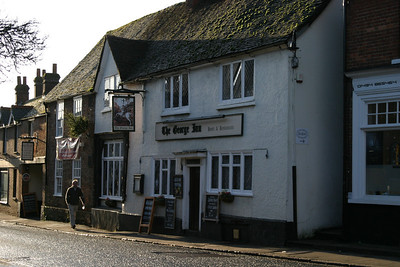 The George, the other pub in Great Missenden.