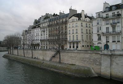 Quai d'Orléans, Île Saint-Louis