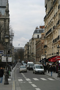 rue du cloître Notre Dame