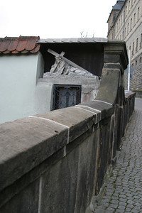 On the Residenzstraße, Bamberg