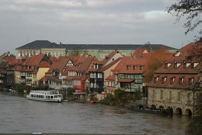 """Klein Venedig (""""Little Venice""""), Bamberg"""