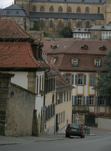 To the Michaelsberg, Bamberg