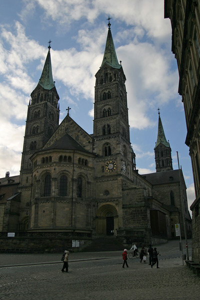 The Dom (Cathedral), Bamberg