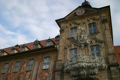 The Altes Rathaus, Bamberg