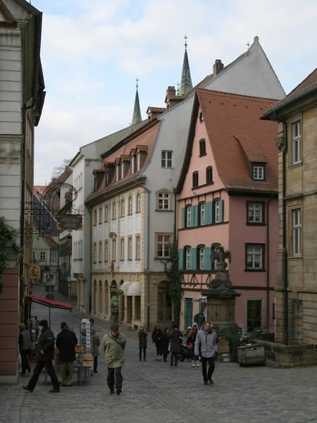 Karolinenstraße, Bamberg