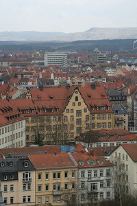 View of Bamberg from the Michaelsberg