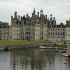 The Chambord castle in the Loire Valley