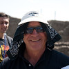 Nello our guide in Pompeii, what a character.....