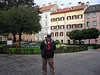 Dad in Innsbruck, Austria