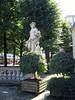 Statue in Mirabella Palace Gardens<br /> Salzburg, Austria
