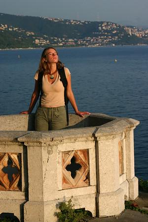 Day 4: Polenzo (Alba) to Castello MiraMare (Trieste)