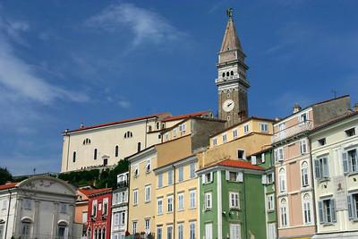 Day 5: Trieste to Piran (Slovakia) to Groznjan (Croatia)