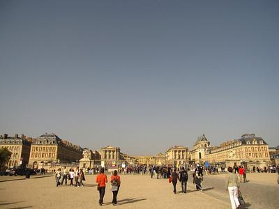 October 9, Paris