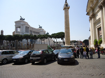 Pictures Dennis took in Rome