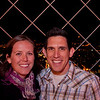 Sasha and I at the top of the Eiffel Tower. It was a great way to end an amazing trip.