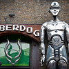 My favorite store - by far - was Cyberdog. A giant metal robot greets you at the interest and when you enter, it's like being at a rave. Ok, I've never been to a rave, but if I had it would be like this. They wouldn't allow pictures inside, so you'll just have to go see it for yourself.