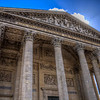 We also stopped to see the Pantheon in Paris. Very different from the one in Rome, but still really impressive.