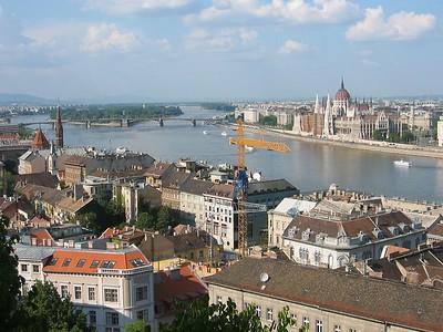 More Budapest views