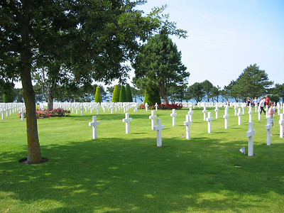 American Cemetary at Normandy
