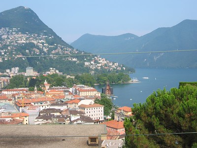 The City of Lugano