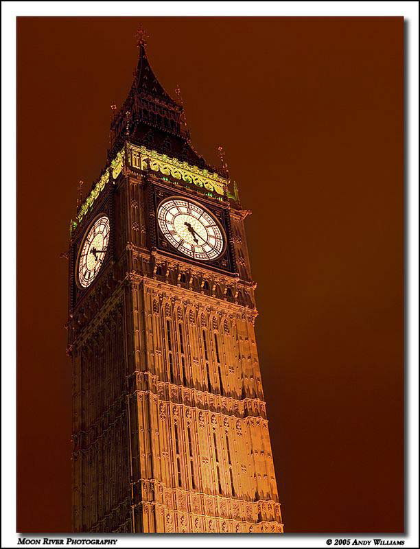 Big Ben, Parliament Square, London, UK