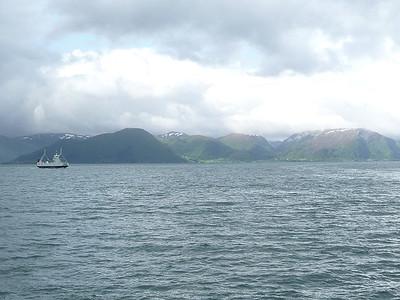 Norway Fiord Trip