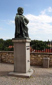 Karel Hynek Macha. From the beautiful city of Litomerice, Czech Republic.