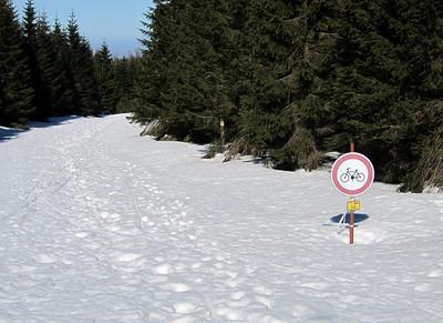 Skiing Jizerske Hory
