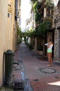 Antibes, France.