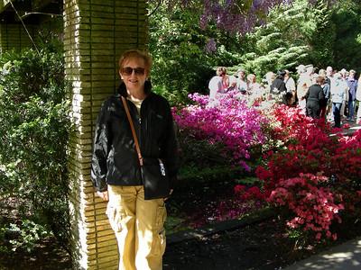 Keukenhof Gardens near Amsterdam