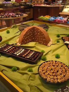 Mmmm, chocolate!