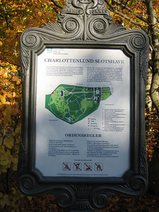 For those of you who can read Danish, here's some information about Charlottenlund.